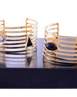 Cuff Amuletos Bracelet
