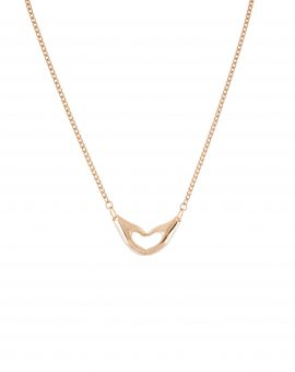 Amour Hands Necklace